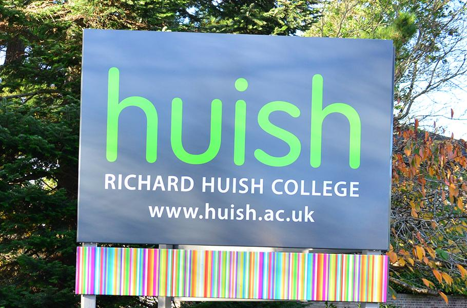 Message for future Huish College students