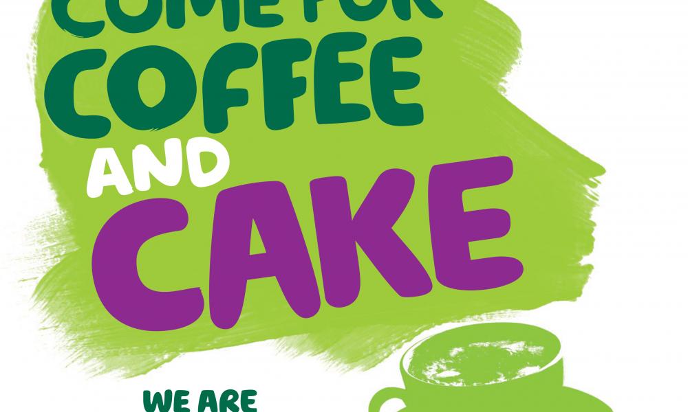 Worlds Biggest Coffee Morning - Macmillan Cancer