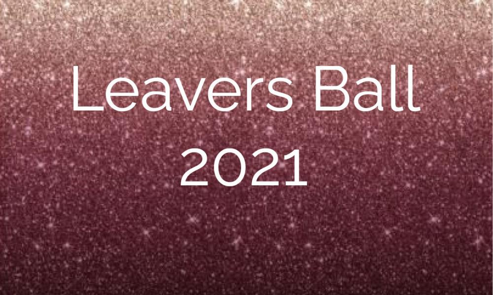 Year 11 Leavers Ball