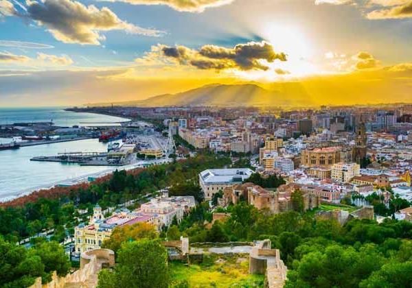 Spanish study trip to Malaga