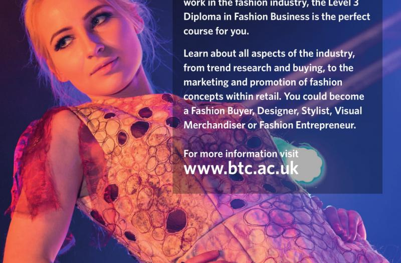 Do you have a passion for fashion?