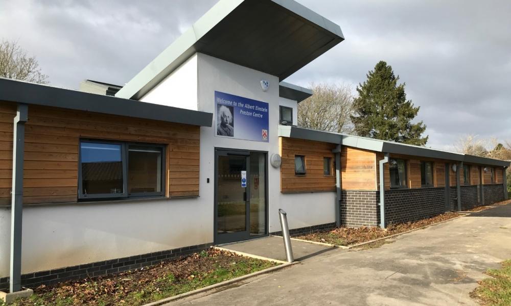 First full year for the Albert Einstein Preston Centre